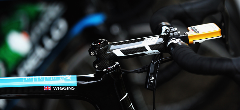 Tour de France Winner Brad Wiggins' Bike